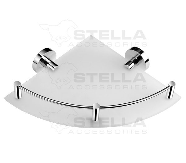 Zdjęcie Półka narożna Stella Classic bezbarwne 07.861.1