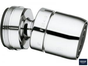 GROHE - perlator z przegubem kulkowym 13915000