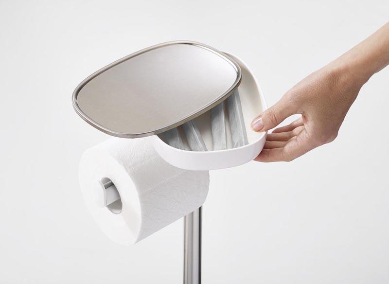 Zdjęcie Stojak na papier toaletowy Joseph Joseph EasyStore 70518