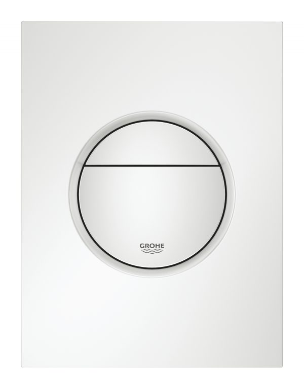 Zdjęcie GROHE Nova Cosmopolitan S – przycisk uruchamiający do spłuczki podtynkowej