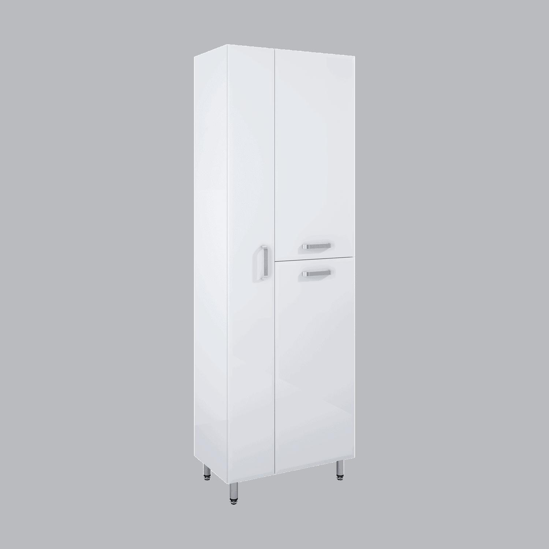 Słupek na nóżkach Elita AMIGO 60cm 3D biały 166465