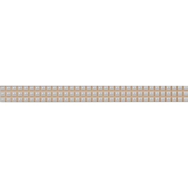 Listwa ścienna Tubądzin Perla 3 2,5x29,8