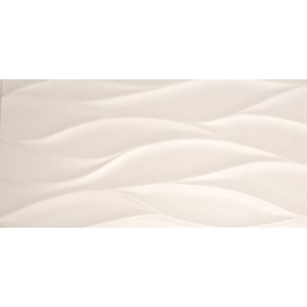 Płytka ścienna Tubądzin All in white 3 STR 29,8x59,8