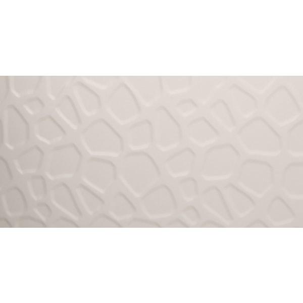 Płytka ścienna Tubądzin All in white 2 STR 29,8x59,8