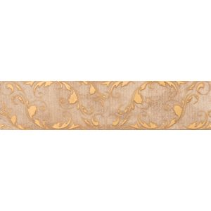 Listwa ścienna Tubądzin Lavish brown 44,8x10,5