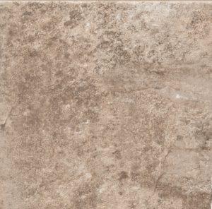 Płytka podłogowa Tubądzin Lavish brown 45x45