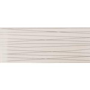 Dekoracja ścienna Tubądzin Abisso White 2 29,8x74,8cm