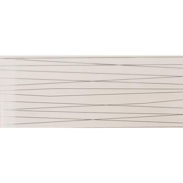 Zdjęcie Dekoracja ścienna Tubądzin Abisso White 2 29,8×74,8cm