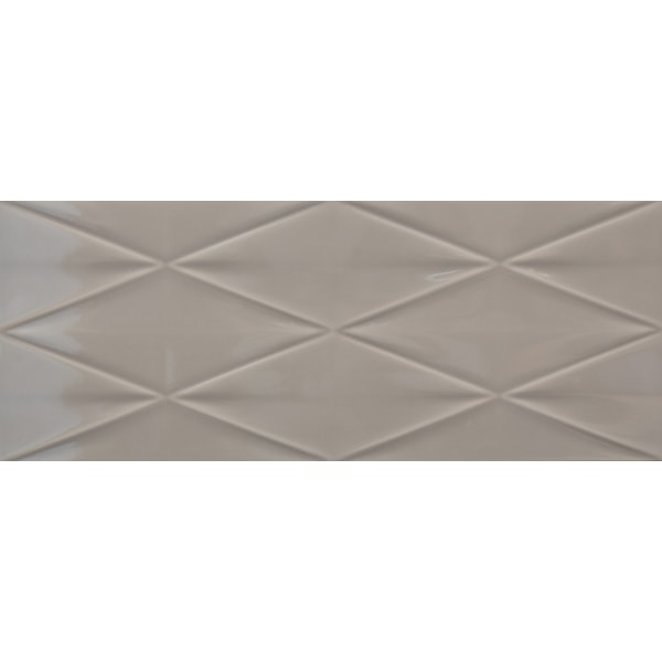 Płytka ścienna Tubądzin Abisso Grey STR 29,8x74,8cm