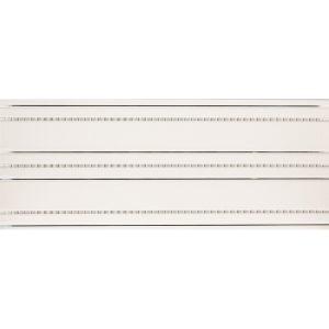 Dekoracja ścienna Tubądzin Abisso White 1 29,8x74,8cm