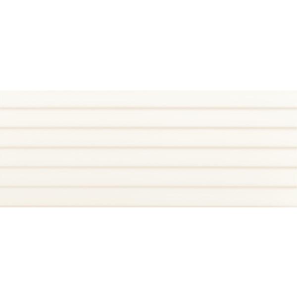 Płytka ścienna Tubądzin Royal Place White 1 STR 29,8x74,8cm