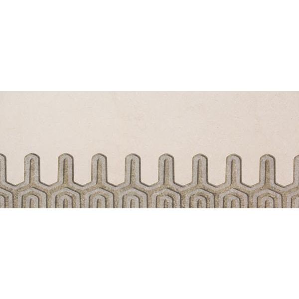 Dekoracja ścienna Tubądzin Lemon Stone Grey C 29,8x74,8cm