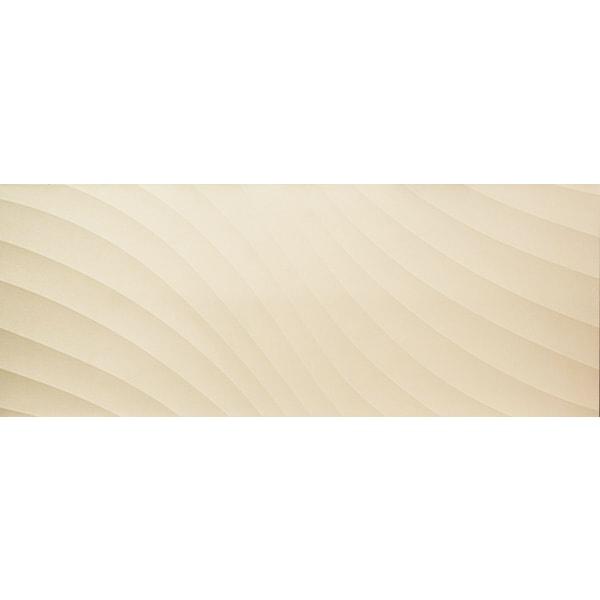 Płytka ścienna Tubądzin Elementary Ivory Wave STR 29,8x74,8cm