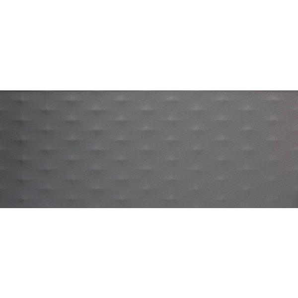 Płytka ścienna Tubądzin Elementary Graphite Diamond STR 29,8x74,8cm