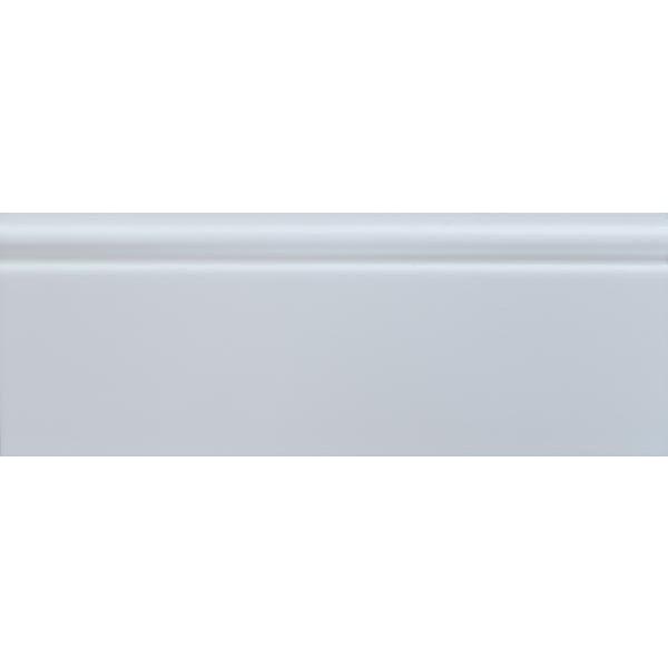 Listwa ścienna Tubądzin Elementary White 1 11,5x29,8cm