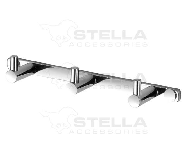 Listwa- 3 haczyki Stella 18.013