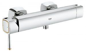 Bateria natryskowa ścienna Grohe Grandera 23316IG0