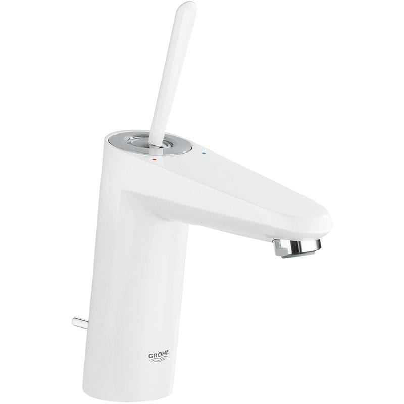 Bateria umywalkowa Grohe Eurodisc Joystick M-Size biała 23427LS0