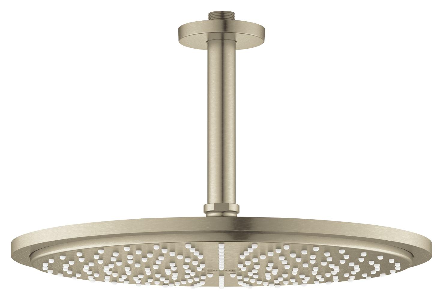 Zestaw prysznicowy GROHE Rainshower Cosmopolitan 310 Brushed Nickel 26067EN0