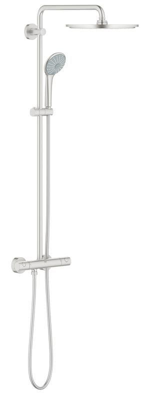 GROHE Euphoria XXL System 310 - system natryskowy ze ścienną baterią termostatyczną 26075DC0