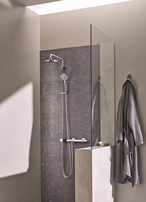 Zdjęcie GROHE Euphoria Cosmopolitan – jednostrumieniowy prysznic górny chrom 27492000