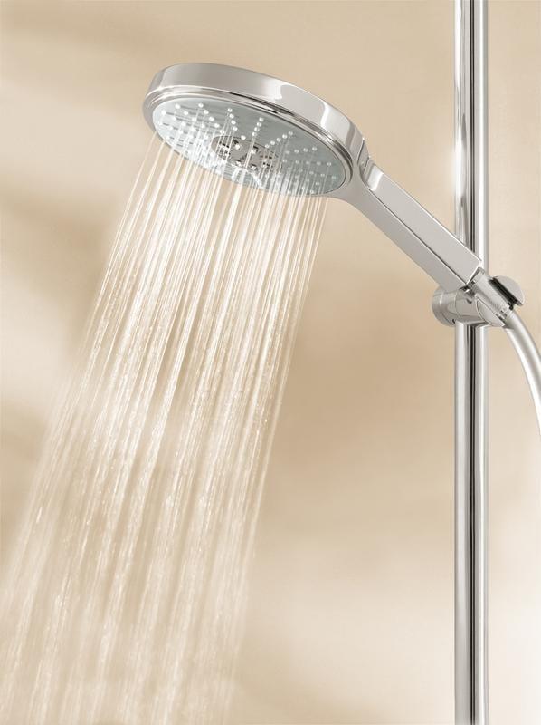 Zdjęcie Prysznic ręczny 4 strumienie Grohe Power&Soul Cosmopolitan chrom 160 27668000