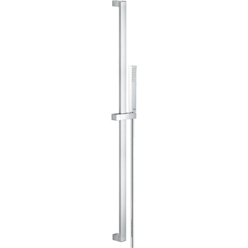 Zestaw prysznicowy z drążkiem Grohe Euphoria Cube+ Stick 27890000