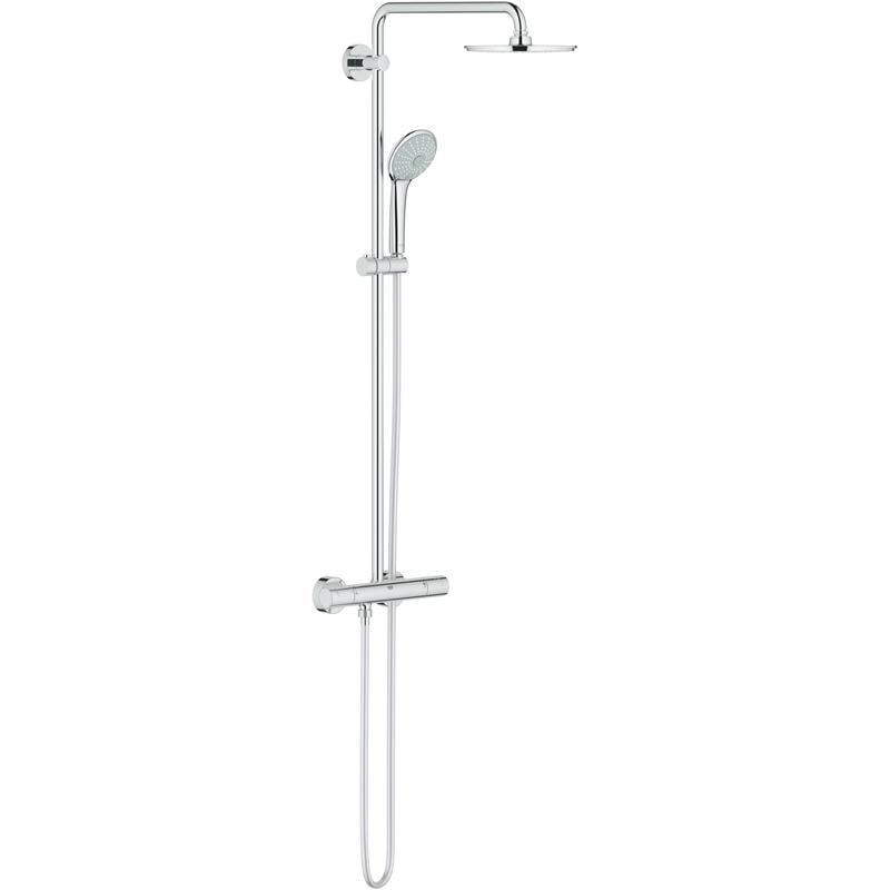 Zestaw prysznicowy z termostatem Grohe System Euphoria XXL 210 27964000 .