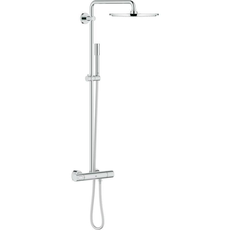 GROHE Rainshower® System 310 - system prysznicowy z termostatem do montażu ściennego 27966000