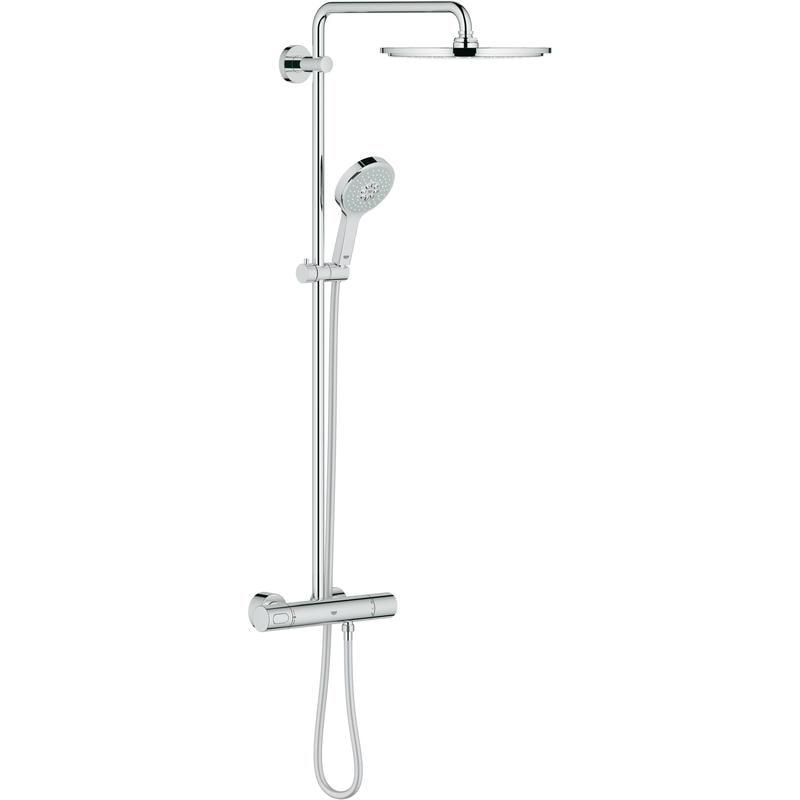 Rainshower® System 310 - system natryskowy z termostatem do montażu ściennego 27968000