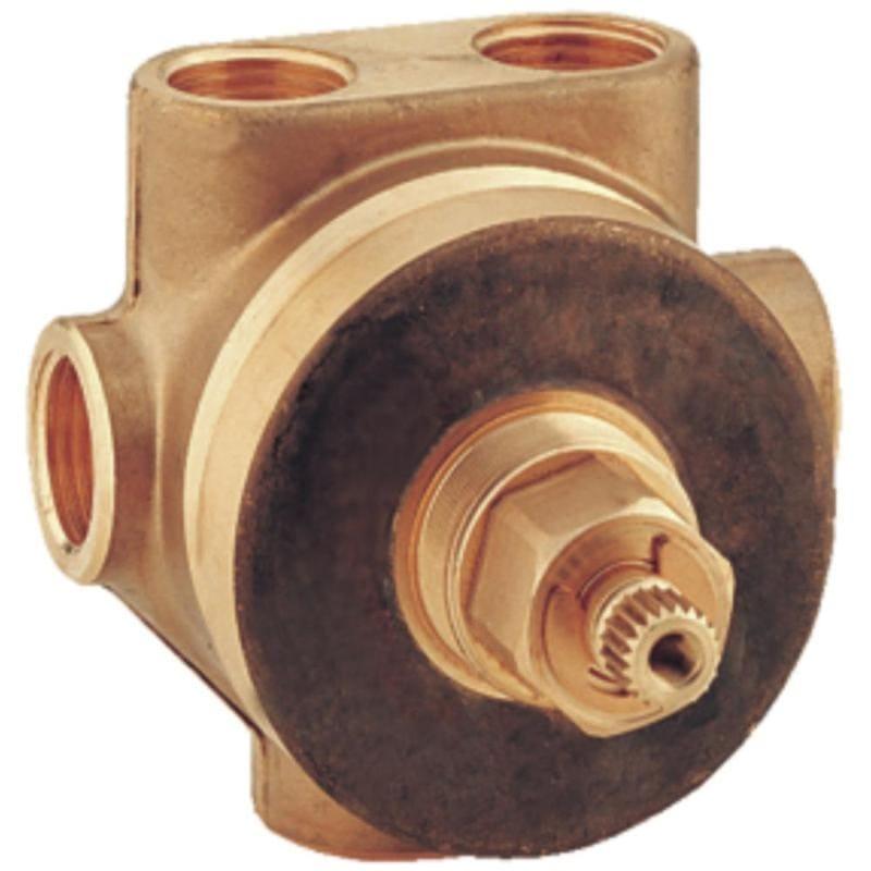GROHE - element podtynkowy przełącznika pięciodrożnego 29708000