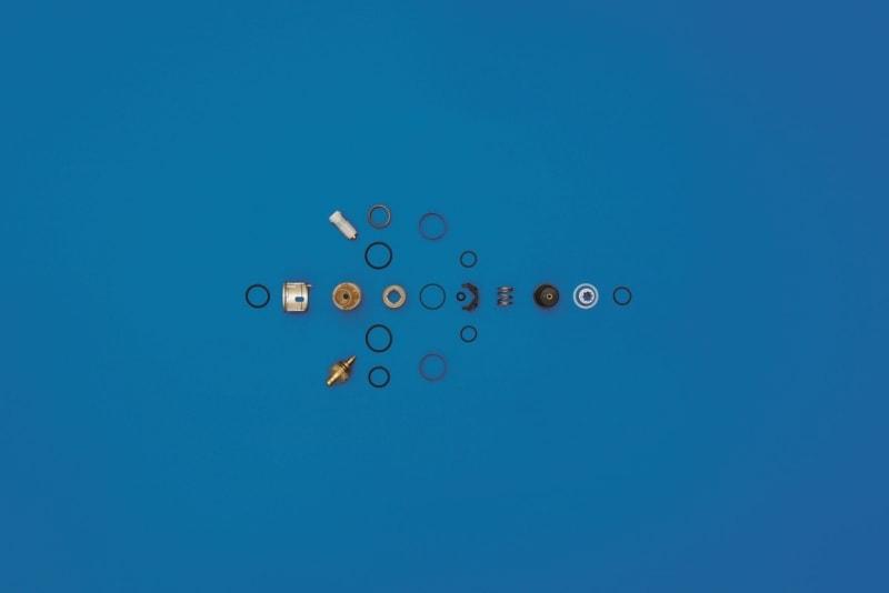 Zdjęcie Bateria umywalkowa z korkiem Grohe Eurosmart S Chrom 33265002