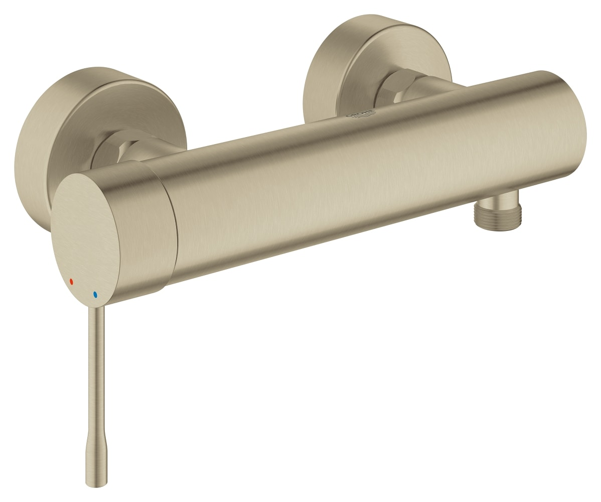 GROHE Essence -  jednouchwytowa bateria prysznicowa Brushed Nickel Kolor 33636EN1