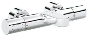 Bateria wannowa termostatyczna Grohe Grohtherm 3000 C Chrom 34276000