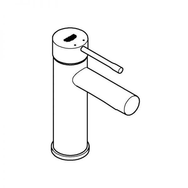 Zdjęcie Bateria umywalkowa Grohe Essence Chrom 34294001 .
