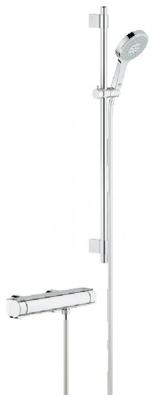 GROHE Grohtherm 2000 - zestaw prysznicowy 34482001