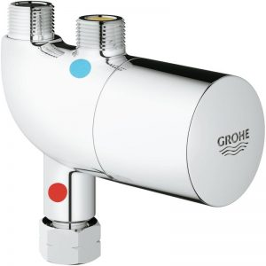 GROHE Grohtherm Micro - termostat podumywalkowy Chrom 34487000
