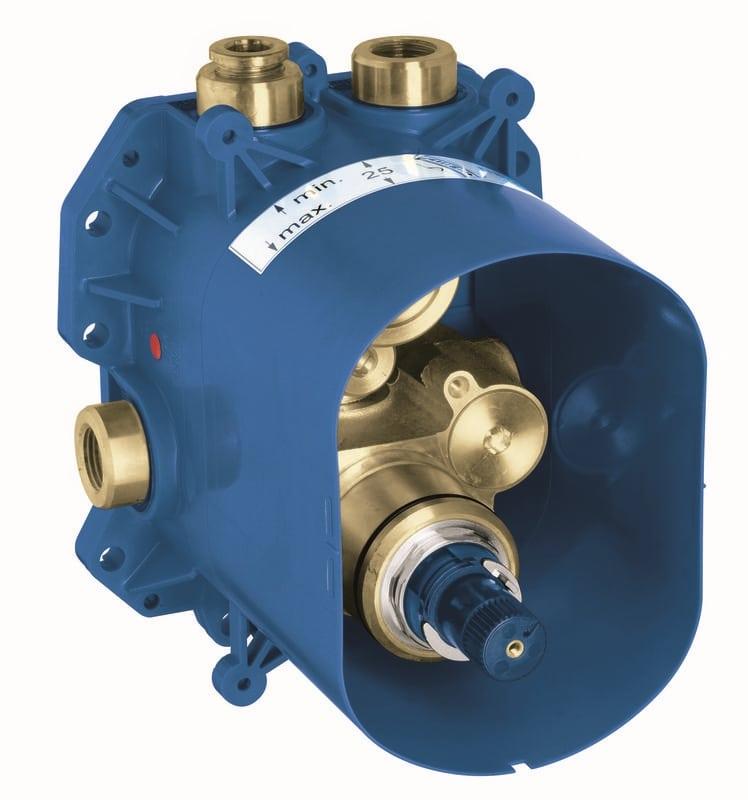 Uniwersalny podtynkowy element termostatyczny GROHE Rapido T 35500 .