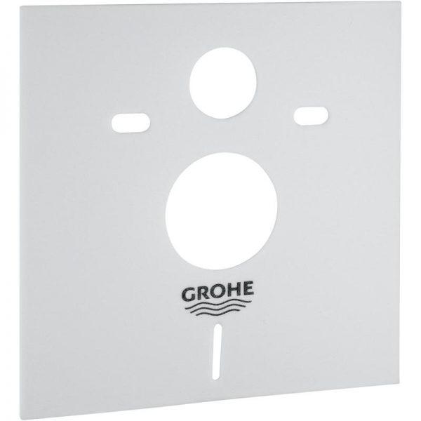 Zdjęcie GROHE Rapid SL – zestaw wyciszający do WC 37131000
