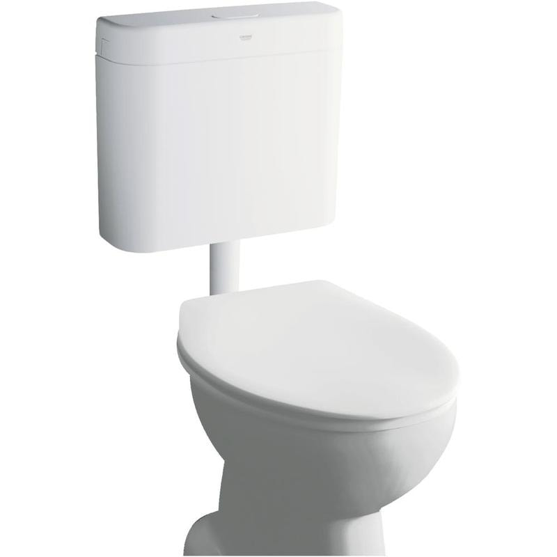 GROHE - zbiornik spłukujący do WC 37355SH0