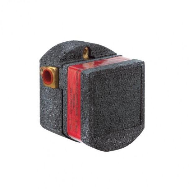 Element podtynkowy z baterią i regulacją temperatury Kludi Zenta 38002