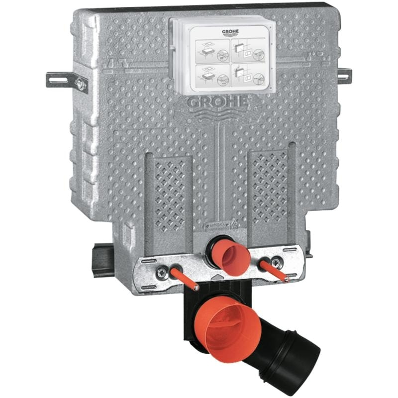 GROHE - Uniset C ze spłuczką do WC 6-9 l 38415001