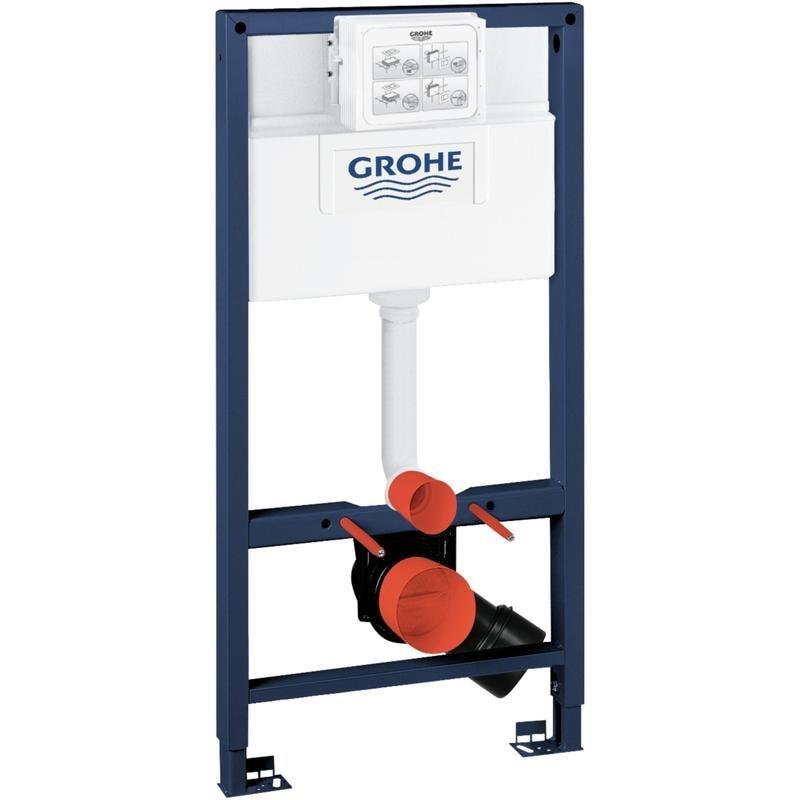 GROHE Rapid SL - stelaż podtynkowy do WC wiszącej 38525001