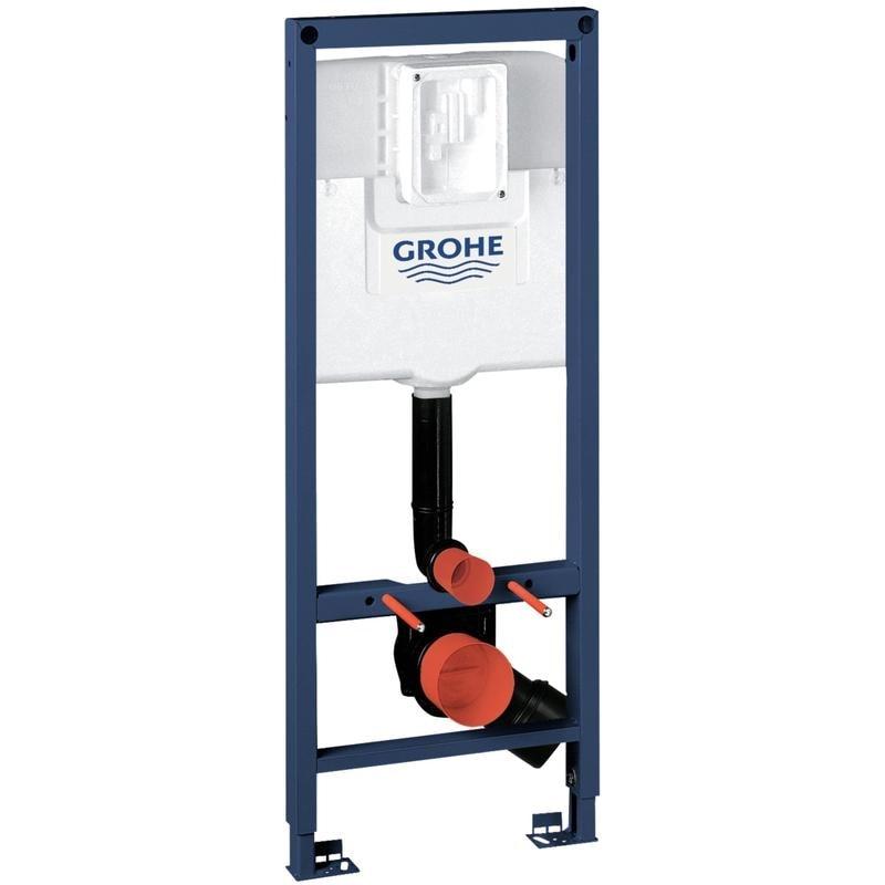 GROHE Rapid SL Stelaż - spłuczka do WC ściennego 38675001