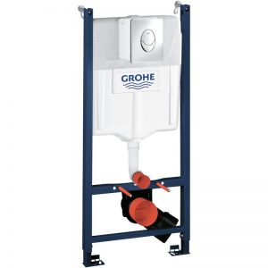 GROHE Rapid SL - stelaż podtynkowy do montażu WC ściennego 38745001
