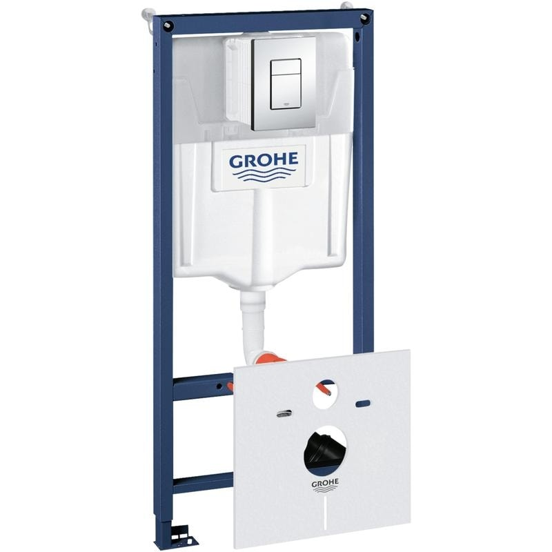 GROHE Rapid SL 4 in 1 - stelaż podtynkowy do montażu WC ściennego 38775001