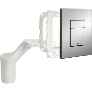 GROHE Skate Cosmopolitan - przycisk uruchamiający do spłuczki podtynkowej z zestawem adaptacyjnym GROHE Fresh 38805000