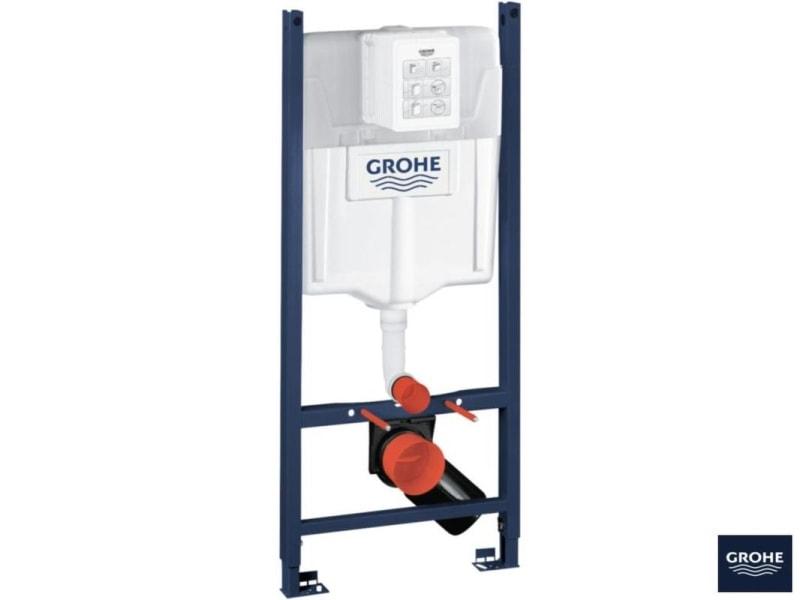 Zdjęcie GROHE Rapid SL – stelaż podtynkowy do WC wiszącej 38840000