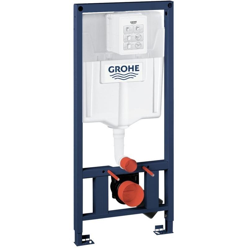 GROHE Rapid SL - stelaż podtynkowy do montażu WC ściennego 38897000