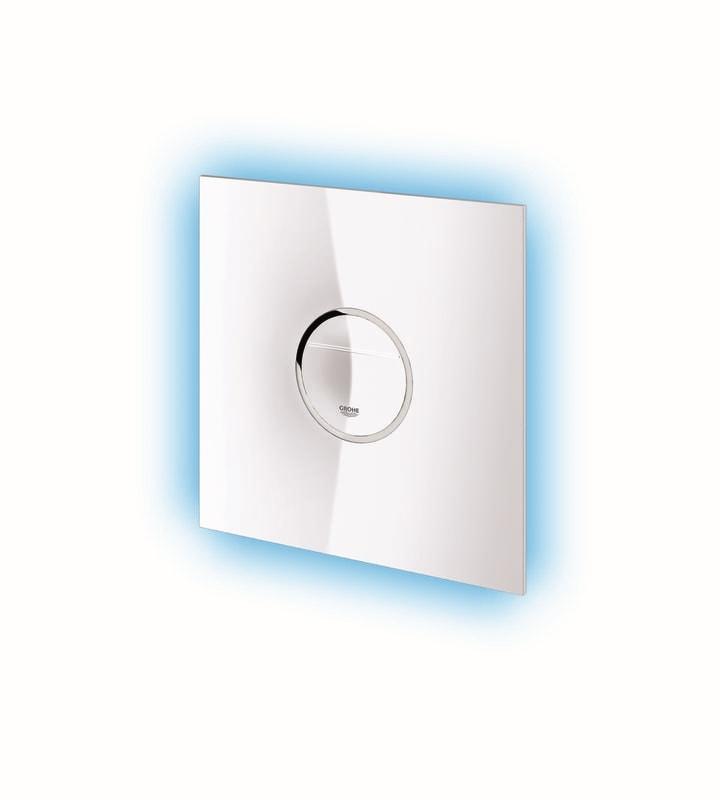 Zdjęcie GROHE Ondus Digitecture Light – przycisk spłukujący do WC 38915LS0 @